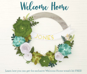 Welcome Home January CTMH Special