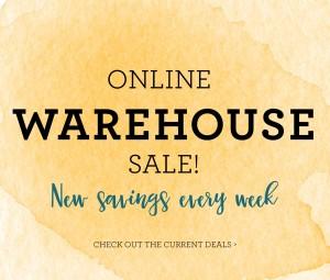 CTMH August Warehouse Sale