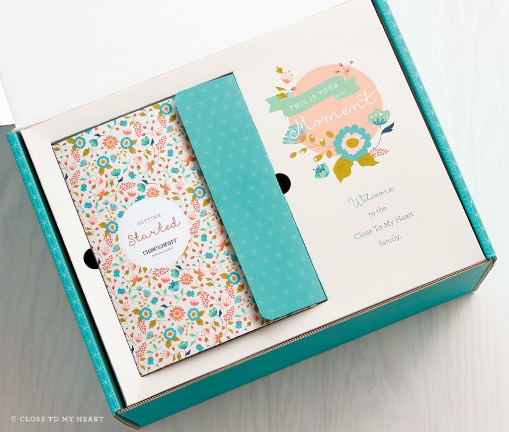CTMH Consultant Kit Box