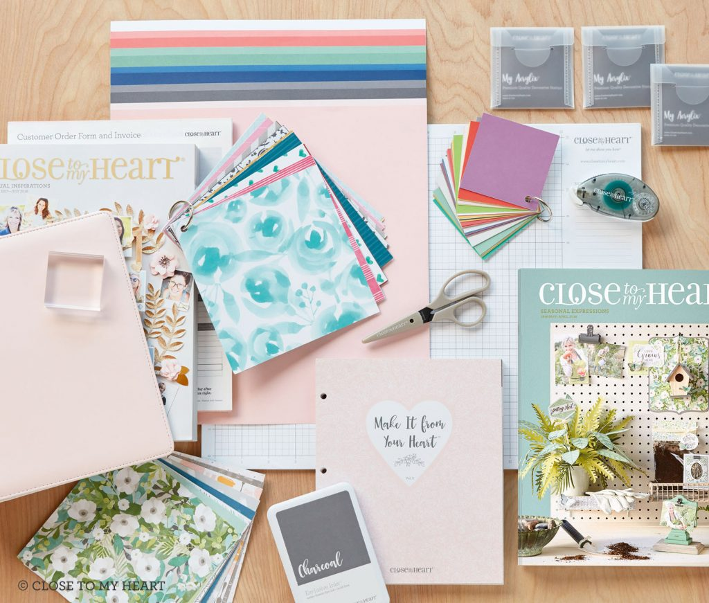 2018 Seasonal Expressions CTMH Consultant Kit