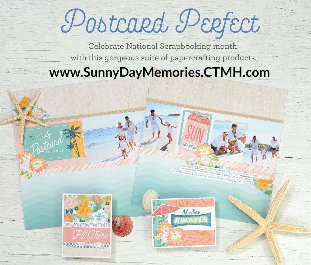 CTMH Postcard Perfect Special
