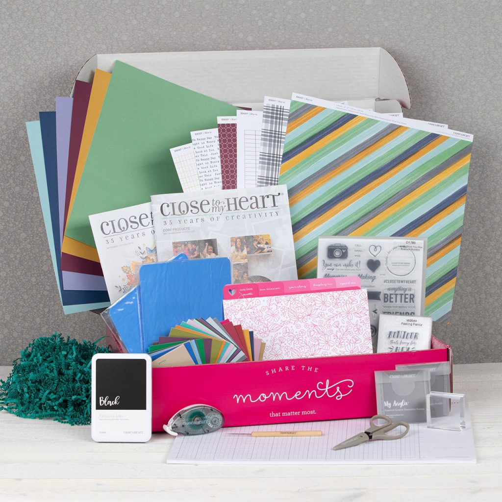 CTMH Sept Oct 2019 Consultant Kit