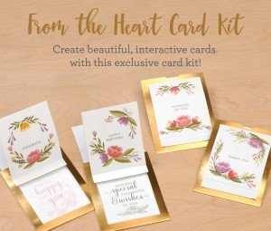 From the Heart Card Kit