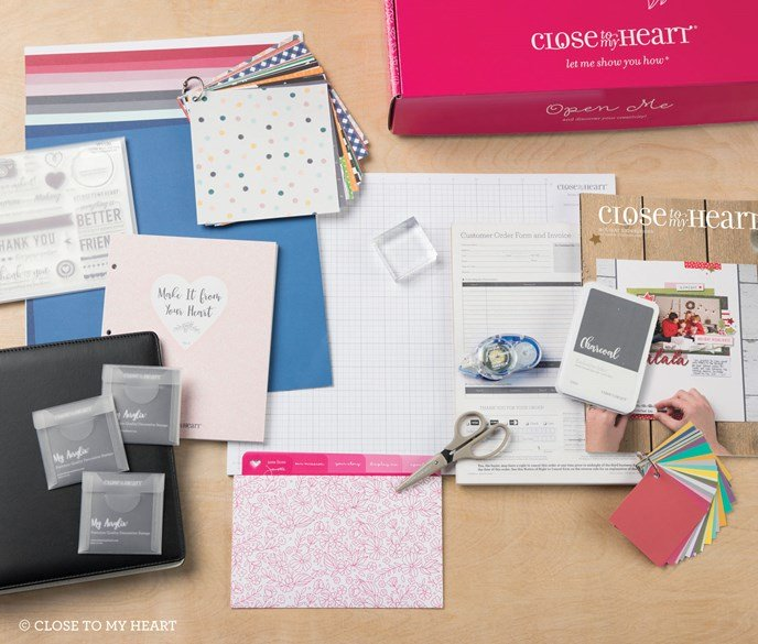 CTMH Seasonal Expressions 2018 Consultant Kit