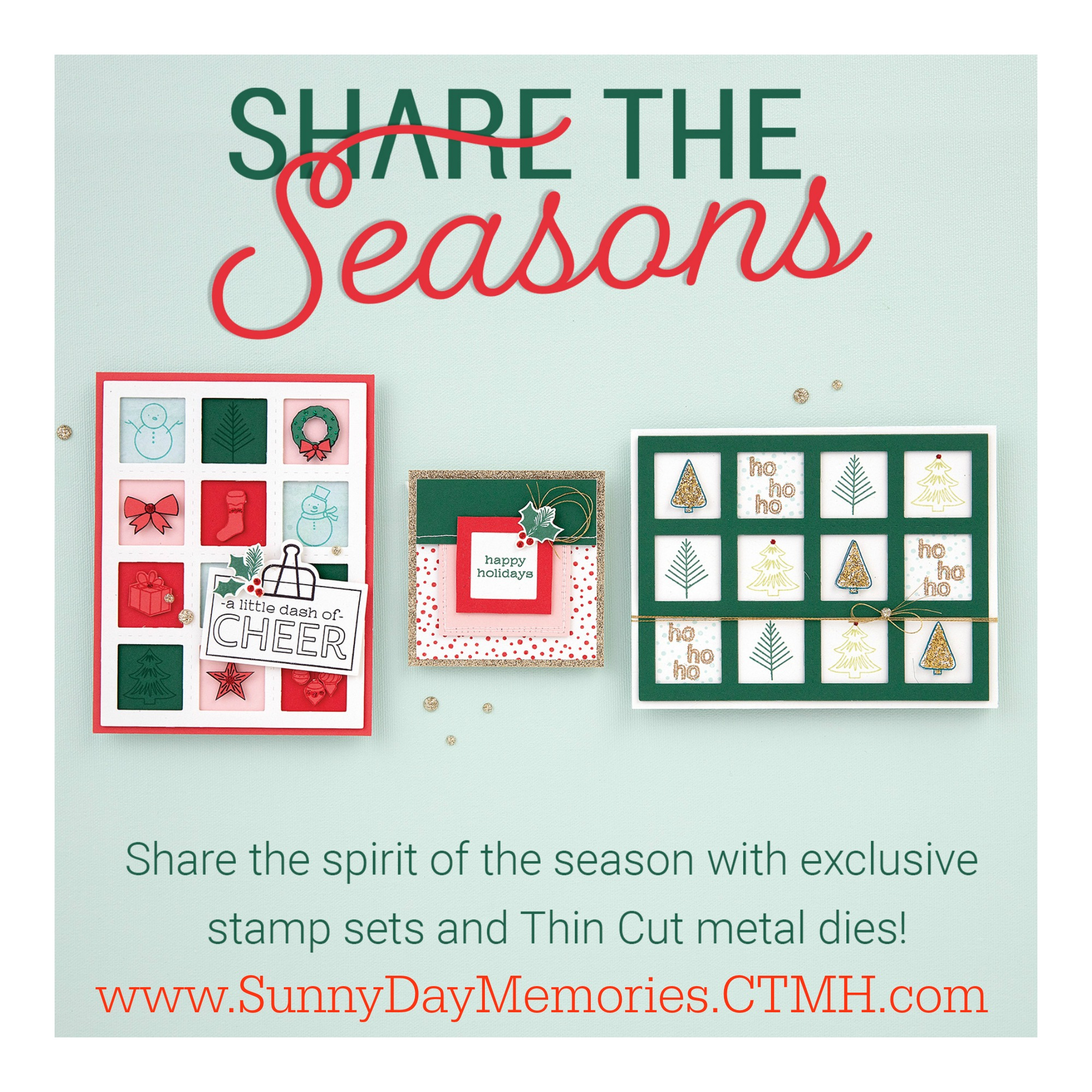 CTMH Share the Seasons September Special