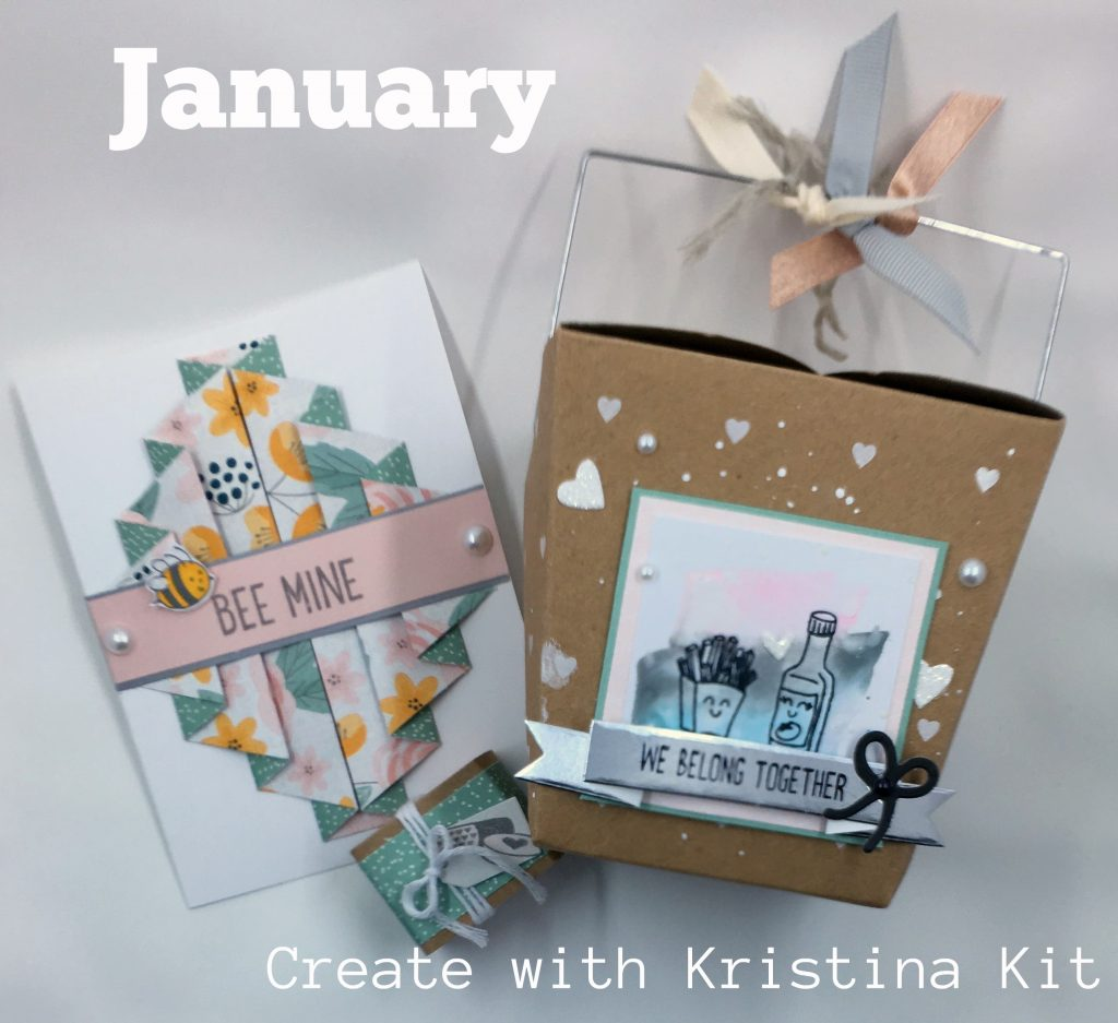 January Create with Kristina Kit
