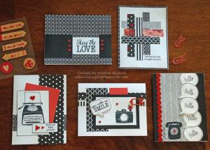 February #SharetheLove Card Kit