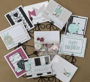 CTMH Live Beautifully Card Kit