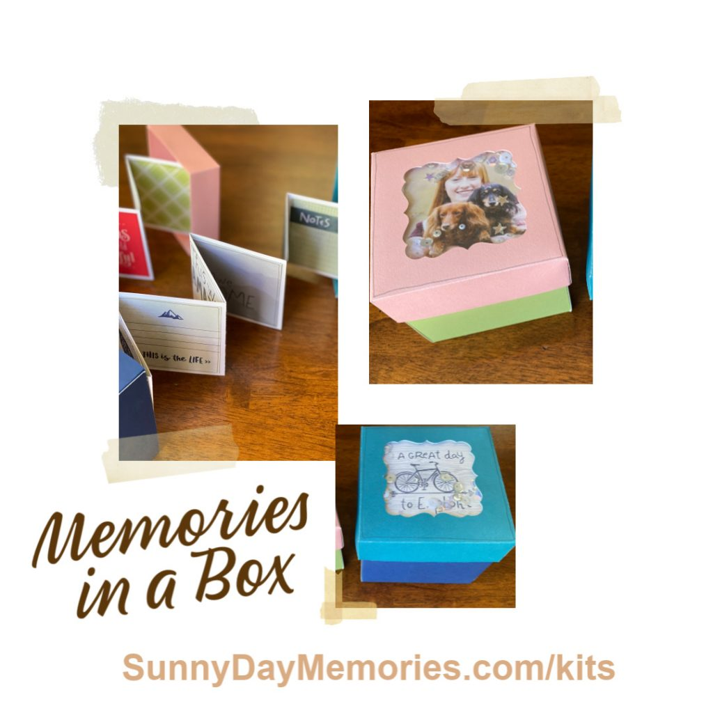 Memories in a Box Kit