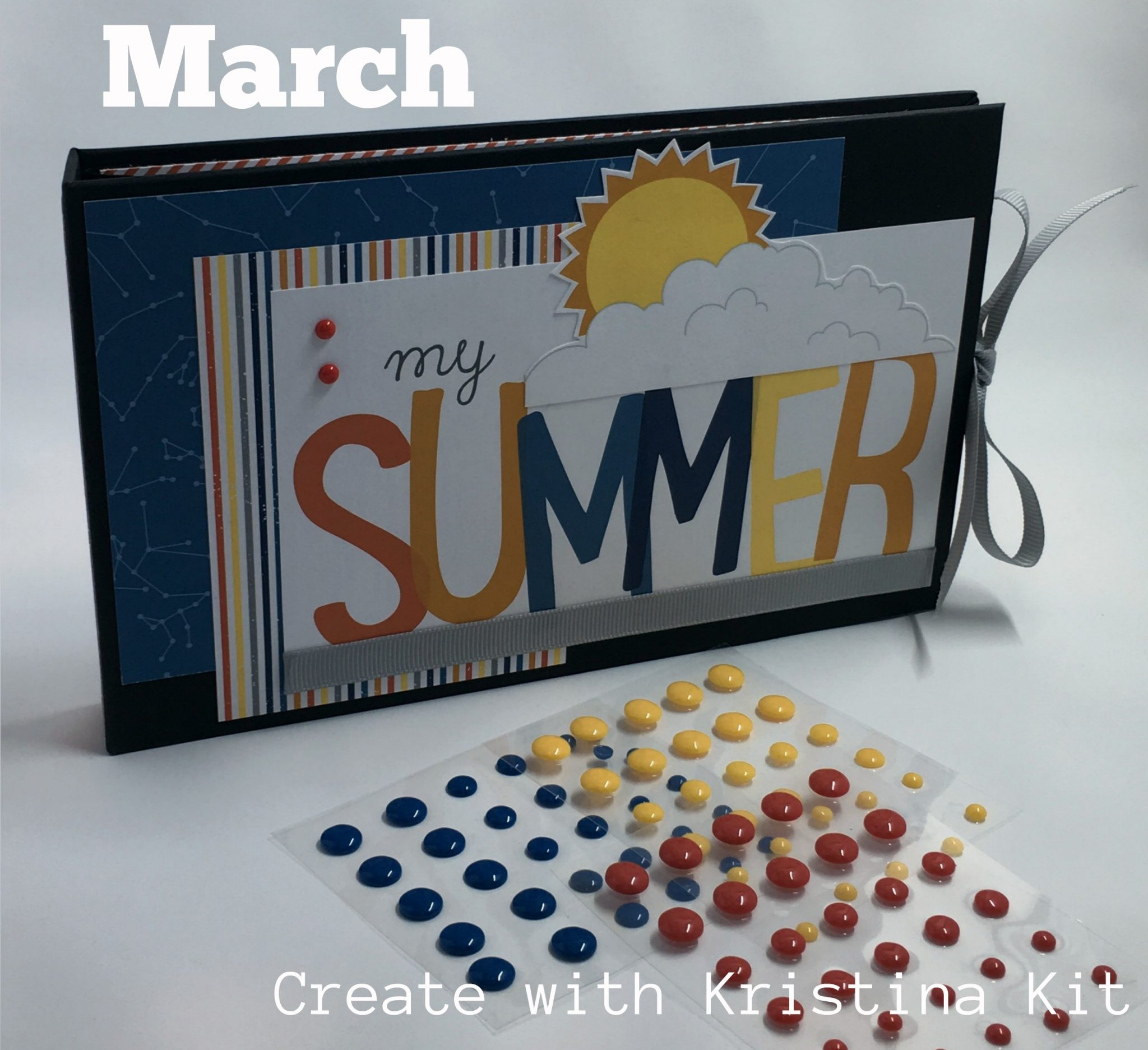 March Create with Kristina Kit
