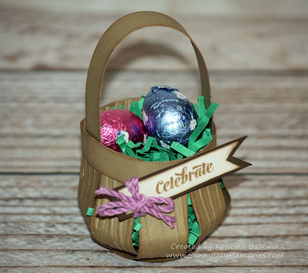 Celebrate Easter Basket