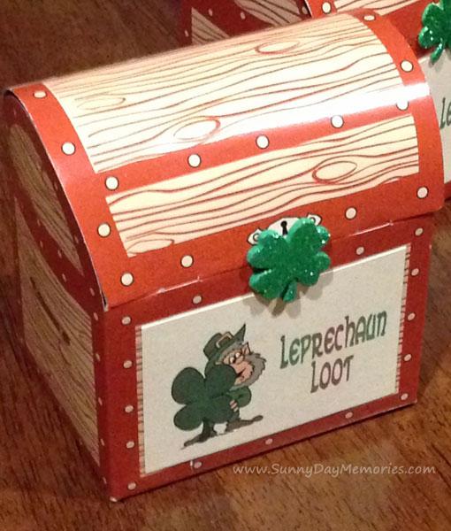 Leprechaun Loot Chest