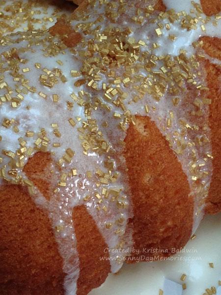 Pot o Gold Cake