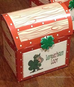 Leprechaun Loot Chest