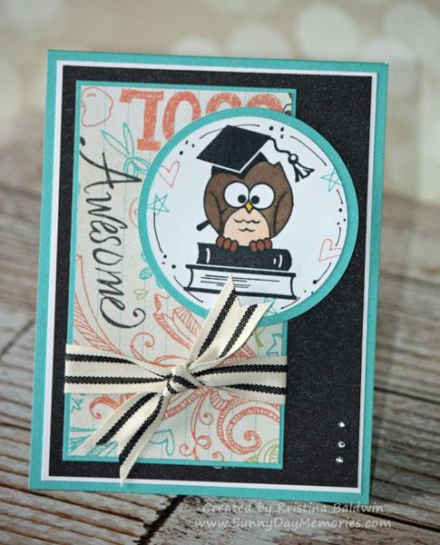 End of the Year Teacher Card