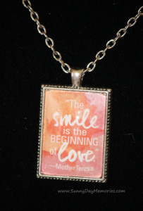 2014 CTMH Operation Smile Base & Bling Necklace