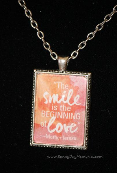 2014 CTMH Operation Smile Base & Bling Necklace