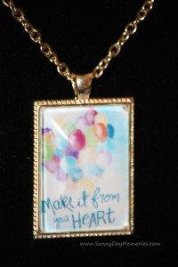 2015 CTMH Operation Smile Base & Bling Necklace