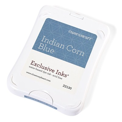 CTMH's Indian Corn Blue Color