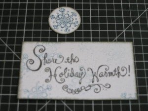 cocoa pouch stamping