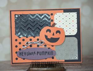 Cricut Artistry Halloween Card