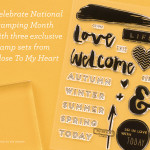 CTMH's National Stamping Month Special