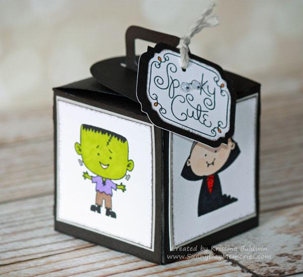 Cricut Artiste Hallowen Box