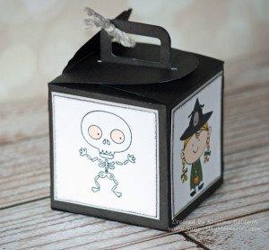 Cricut Artiste Spooky Cute Box