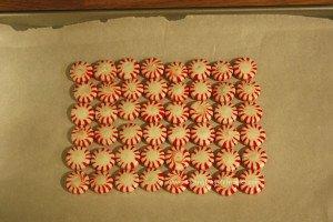 Rectangle Peppermint Platter