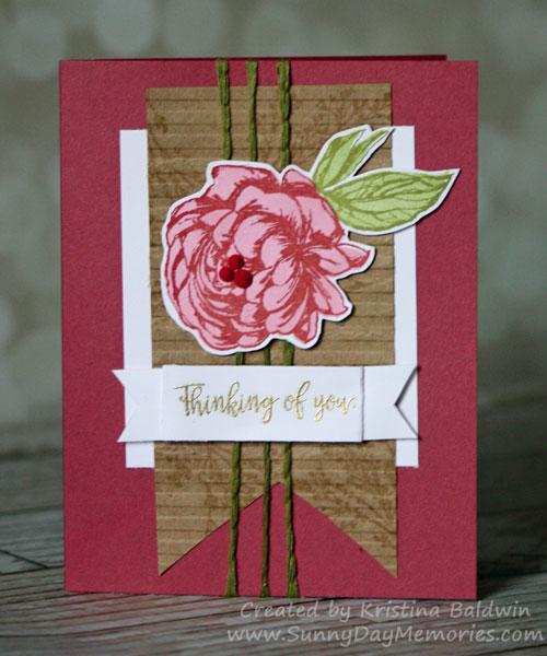 Beloved Bouquet Card