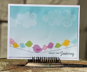 Simple Penelope Card