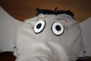Closeup of Horton Costume