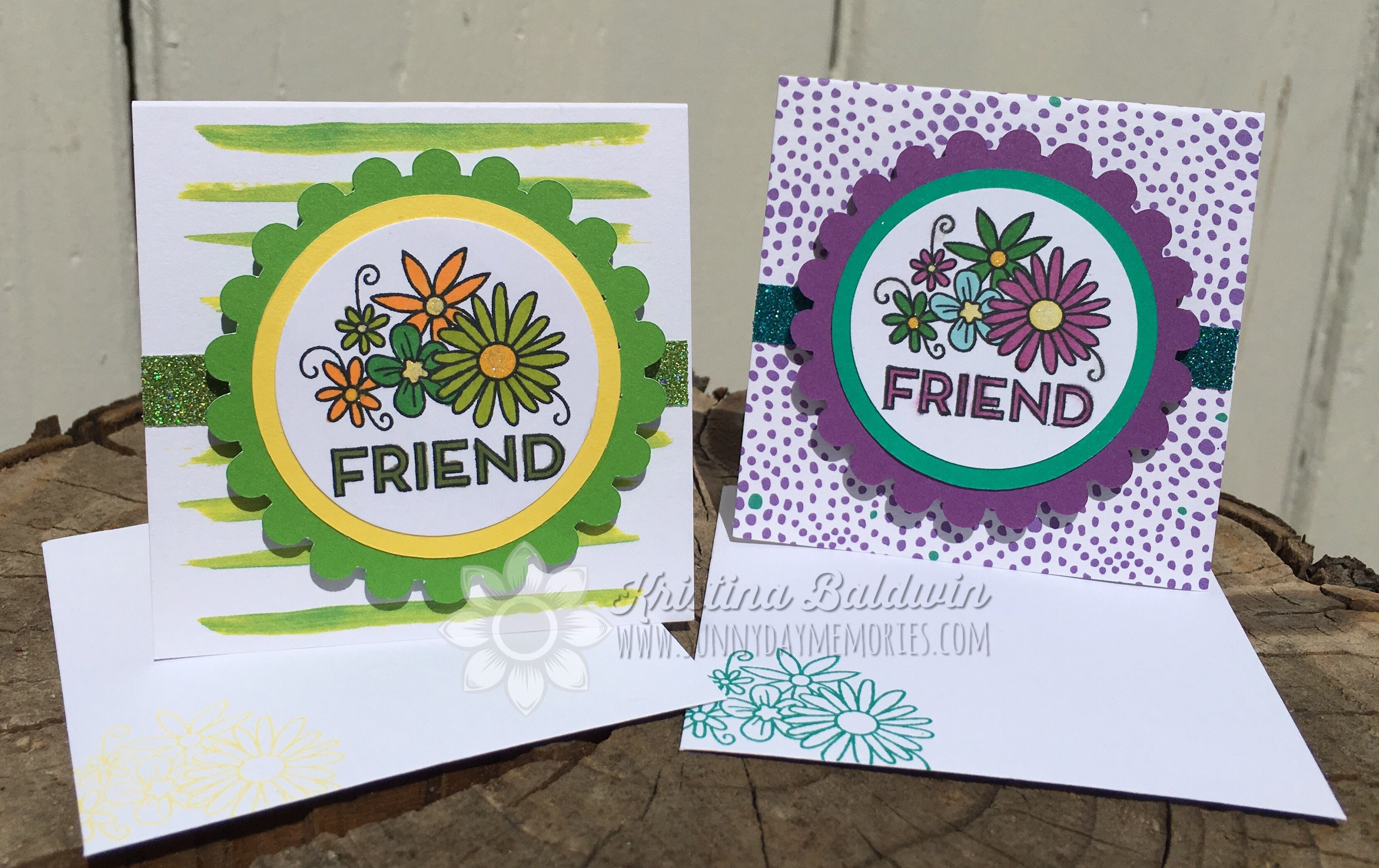 Create Kindness Friend Cards