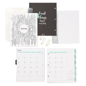 2017 CTMH Planner Pages