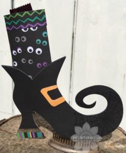 Witch Shoe Treat