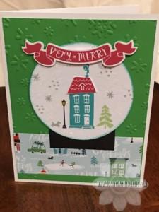 Joy to You & Me Card