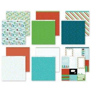 City Sidewalks Paper Pack
