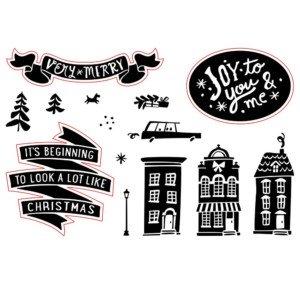 Joy to You & Me Stamp Set