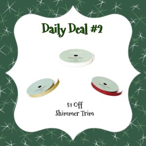 CTMH Daily Deal #2
