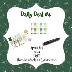 CTMH Daily Deal #4