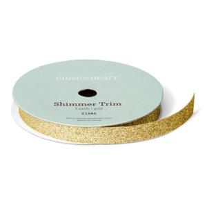 CTMH Gold Shimmer Trim