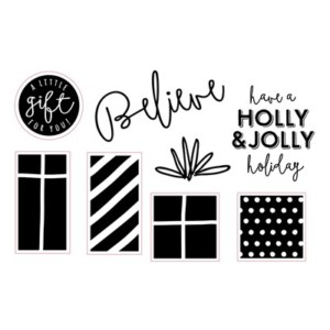 Jolly Holiday Stamp Set
