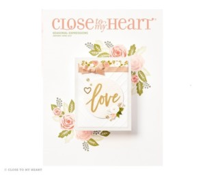2017 CTMH Seasonal Expressions 1 Mini Catalog