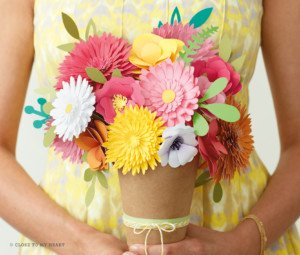 CTMH Paper Flowers