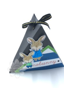 Easter Bunny SOTM Treat Container