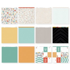 CTMH's Dreamin' Big Paper Collection