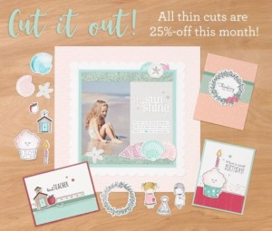 March CTMH Cut It Out Special