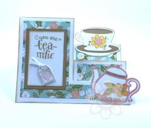 Tea-rrific Side Step Card