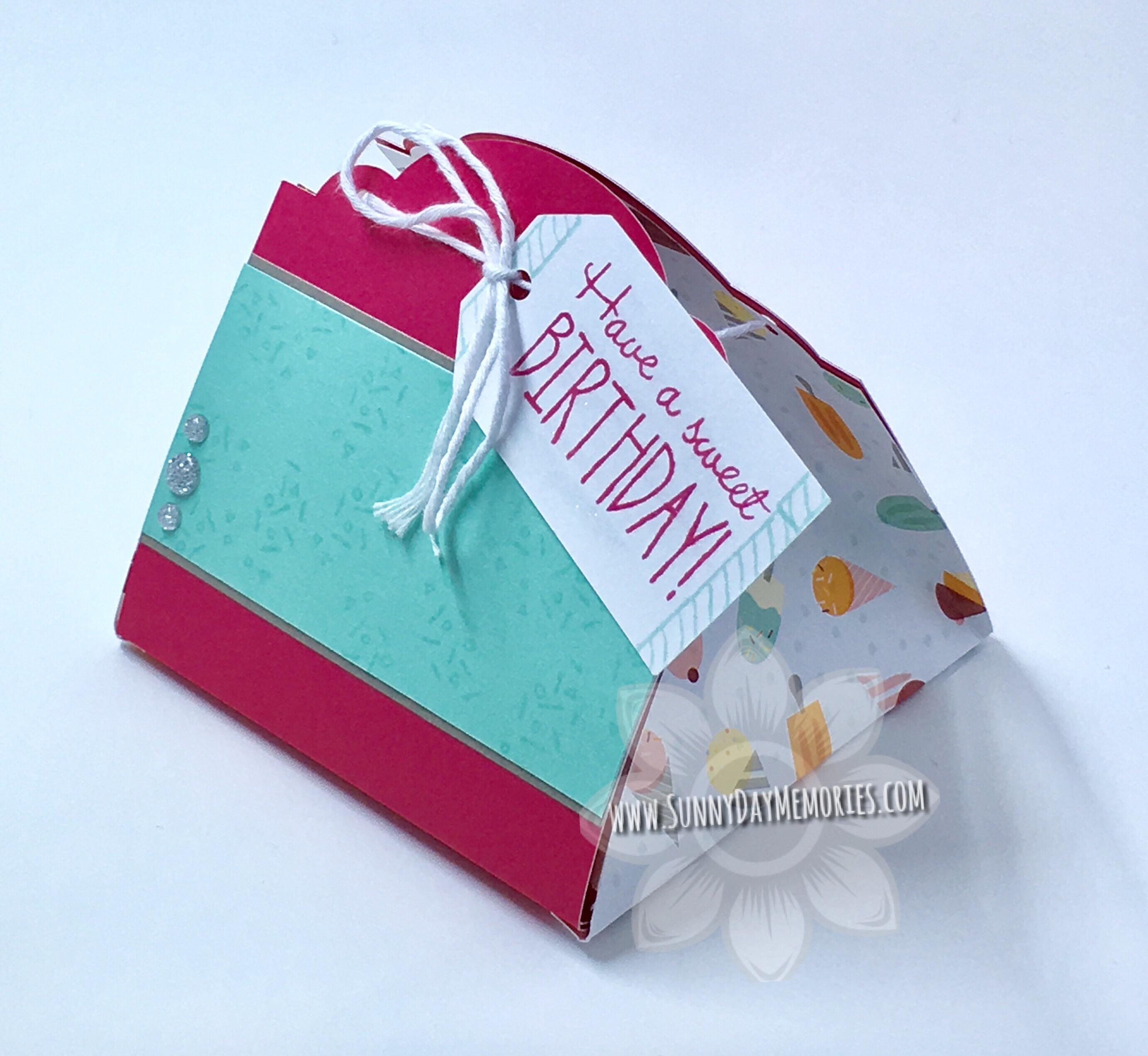 Sweet Birthday Treat Box