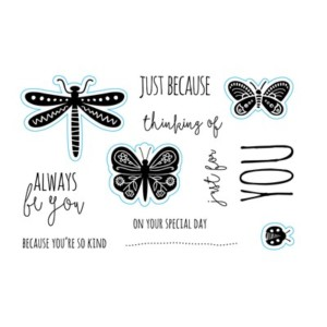 Dreamin' Big Cardmaking Stamp Set